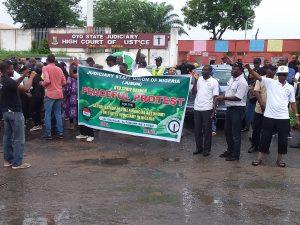 Autonomy: No Going Back On Strike Till... - JUSUN/PASAN Members