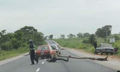 Bandits Attack Police Checkpoint In Taraba, Kill One