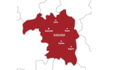 Kaduna map