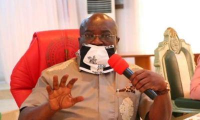 Abia governor, Igbo man, Ikpeazu