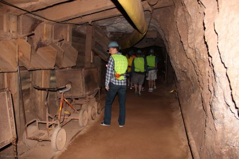 Bisbee Queen Mine Transportation