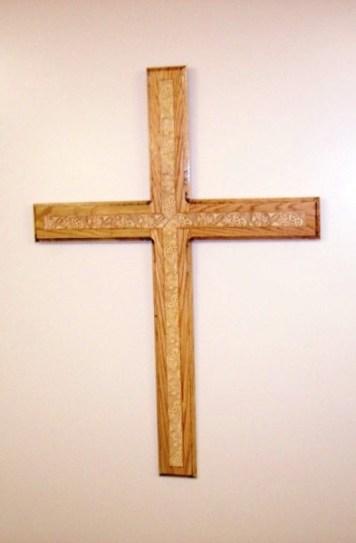 Literal & Metaphorical - Cross
