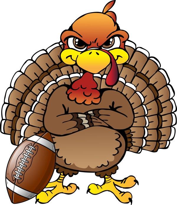 Turkey Bowl Eagle Eye