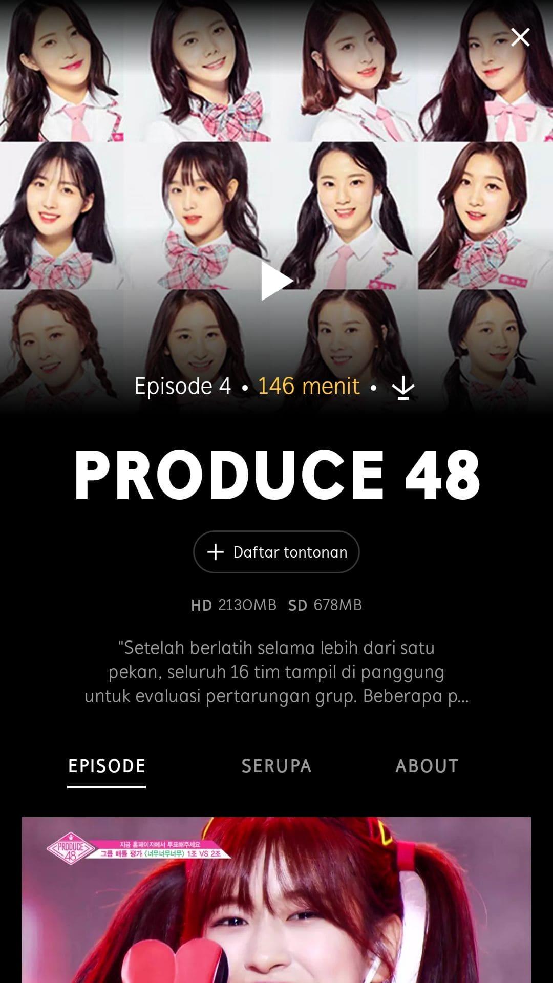 Nonton Produce 48 Sub Indo : nonton, produce, Produce, Episode