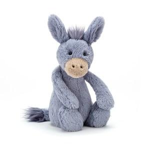 Bashful Donkey