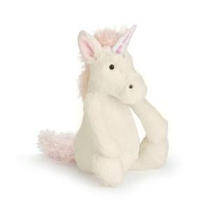 Bashful Unicorn (Medium)