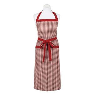 Bell Check Apron