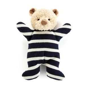 Breton Bear Rattle
