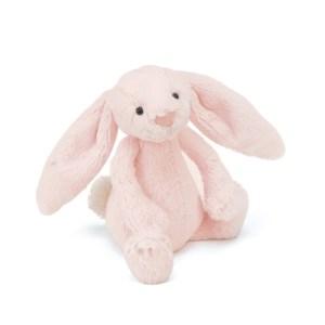 Bashful Pink Bunny Baby