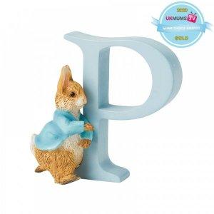 "Peter Rabbit – ""P"" – Running Peter Rabbit"