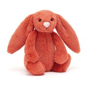 Bashful Cinnamon Bunny