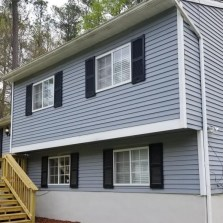 Siding and Stairs