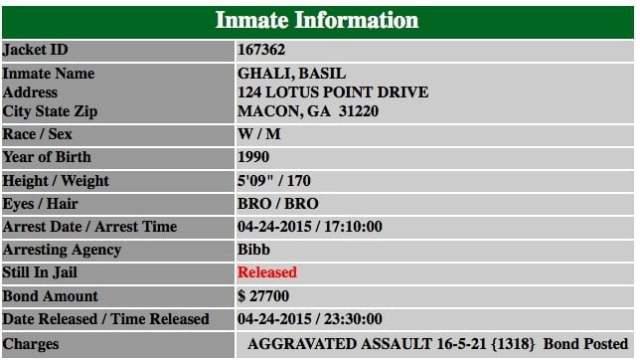 basil released