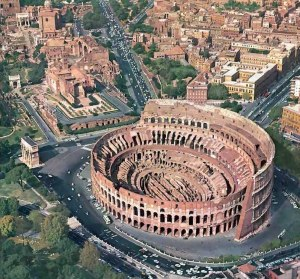 colosseumaerialview