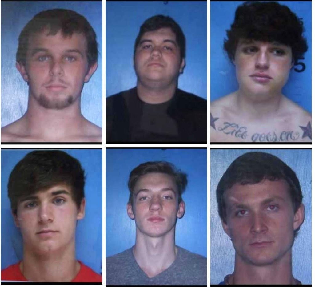 gang photo mugshots