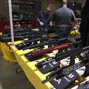 ar15 gun show