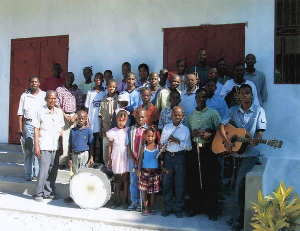 Haitian Discipleship Center