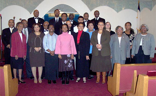 Pastor's Choir