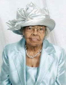 Mildred McMillan