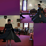 Sister Andria Banks and Interpretive Dance II at Pentecost 2014