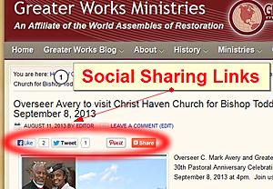 tip-no-1-social-sharing-links