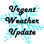 Urgent Weather Update