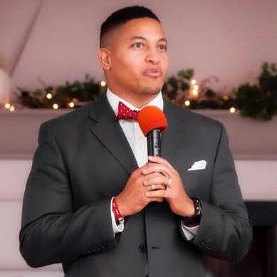 Pastor Marwin Reeves, November 13, 2016