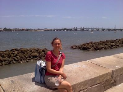 Zenya Beth Moon, St. Augustine, Florida, 2013