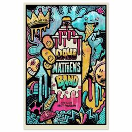 DMB Tour Poster 2016-06-25