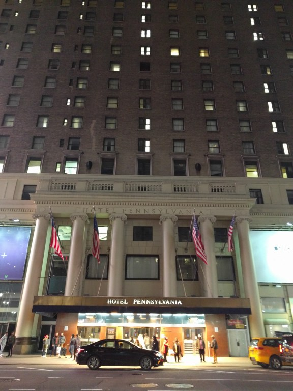 Exterior, Hotel Pennsylvania