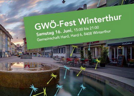 GWÖ-Fest in Winterthur