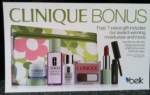 Clinique Bonus @ Belk sneak peek