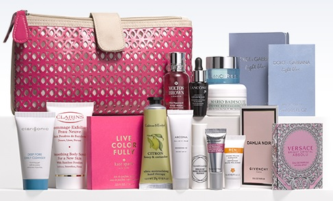 Nordstrom Summer 2014 Beauty Gift