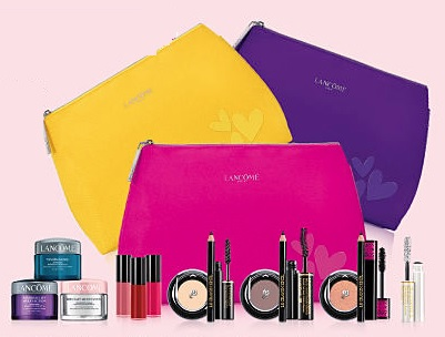 lancome gift with purchase at belk and bon ton