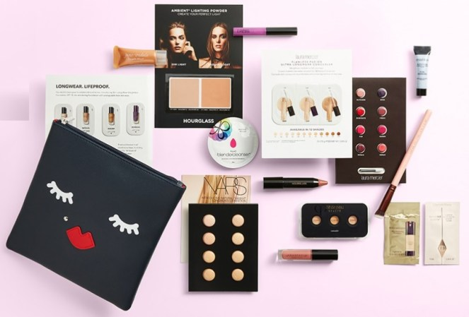 nordstrom makeup sampler gift with purchase