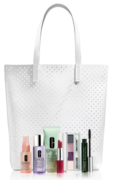clinique 2018 summer purchase with purchase