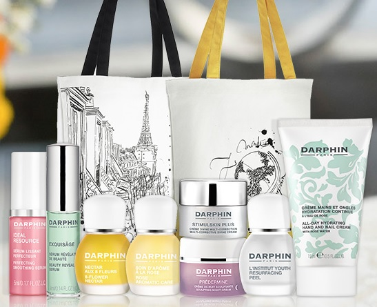 darphin gift with purchase