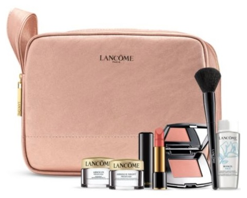 lancome gift with purchase at saks