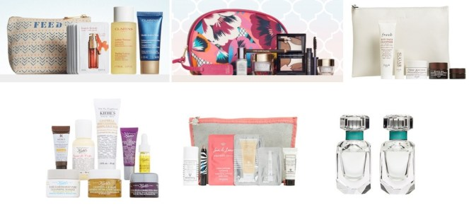 beauty gifts with purchase at nordstrom