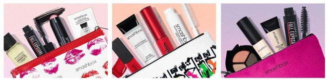 smashbox gift with purchase