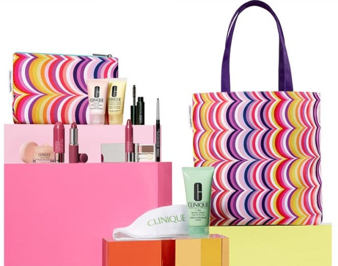 clinique gift with purchase at dillard's