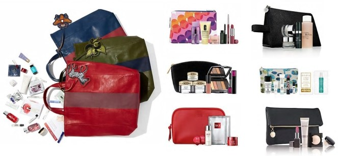 saks beauty event gifts with purchase