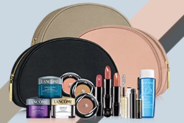 lancome gift with purchase at boscov's and Dillard's