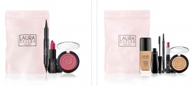 Laura Geller Customizable Kits