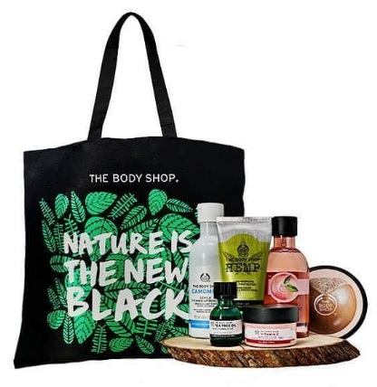 The Body Shop Black Friday Tote 2018