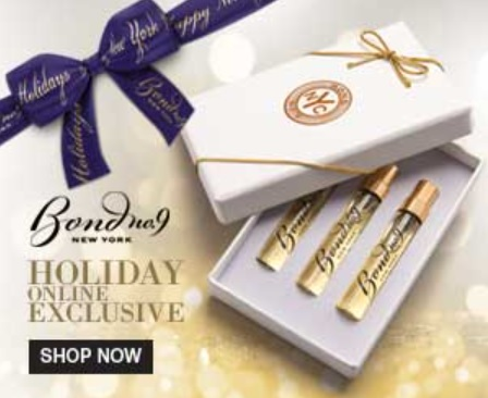 bond no 9 gift with purchase