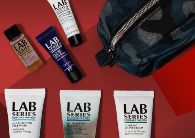 lab series gift with purchase