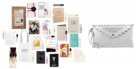 saks gift with fragrance purchase
