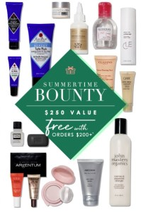 b-glowing beauty bundle gift with purchase