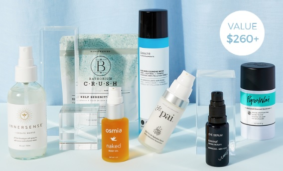 The Detox Market Summer Bundle gift with purchase